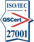 Certification mark ISO/IEC 27001