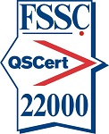 Certification mark FSSC 22000